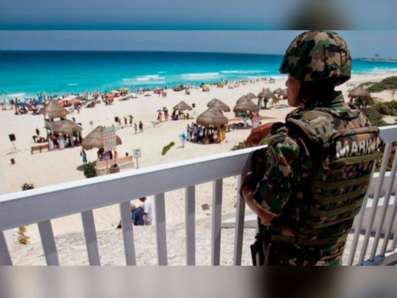 Semar inicia operativo en playas por vacaciones de verano