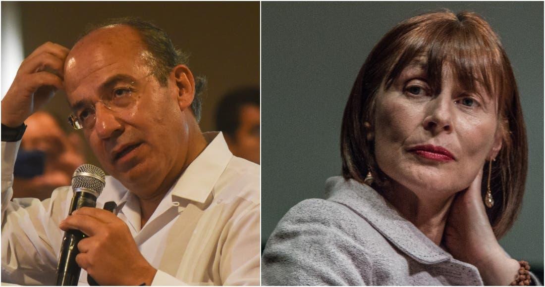 Tatiana Clouthier reclama a Calderón por usar a Maquío
