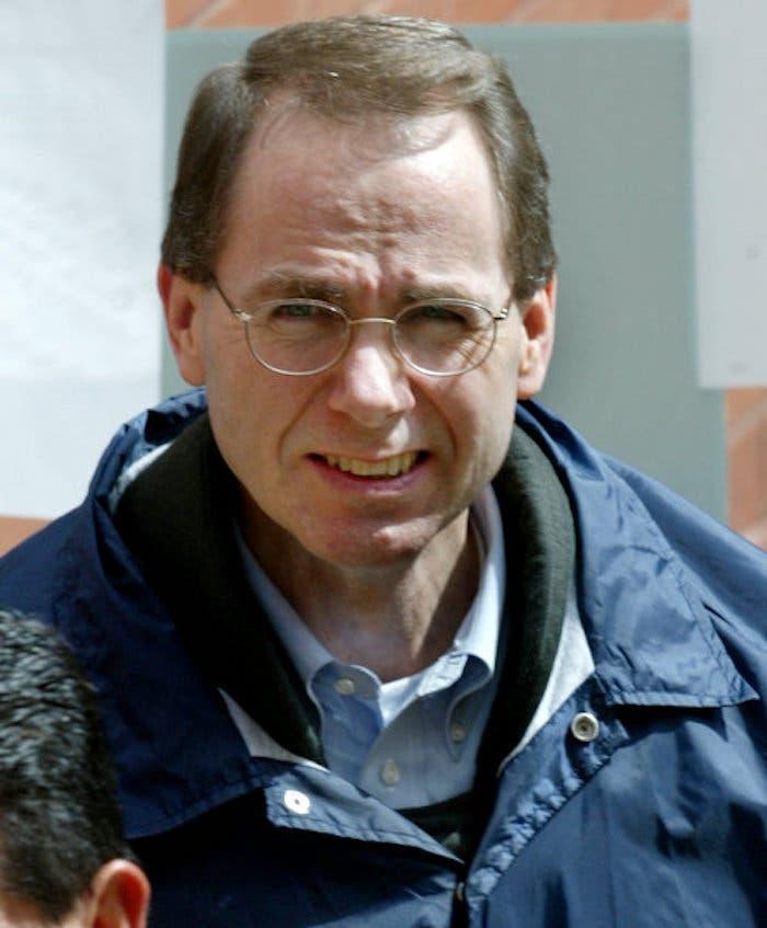 Terry Nichols, coconspirador del atentado de Oklahoma City del 19 de abril de 1995, condenado a cadena perpetua.