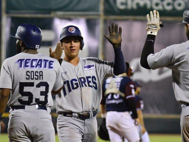 LMB: Tigres de Quintana el nuevo líder solitario de la Zona Sur