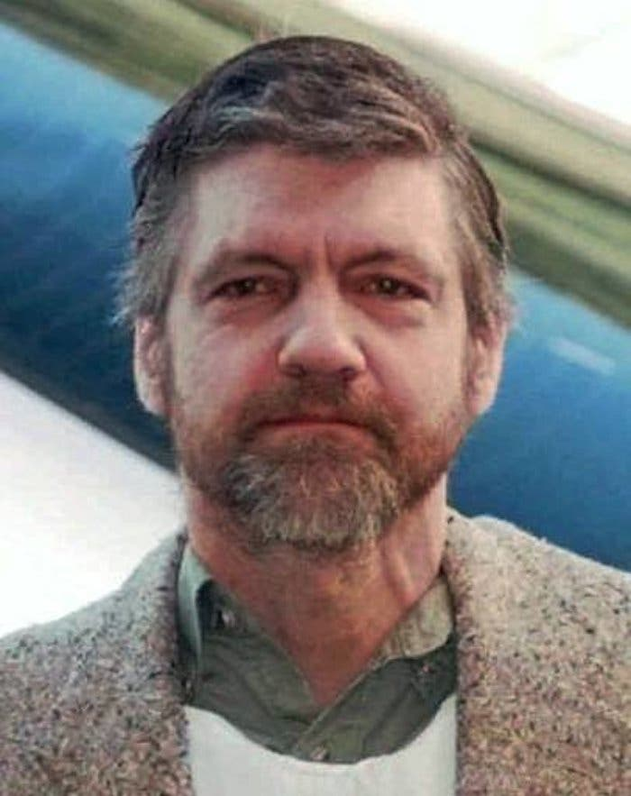 Theodore Kaczynski, el 'Unabomber'.