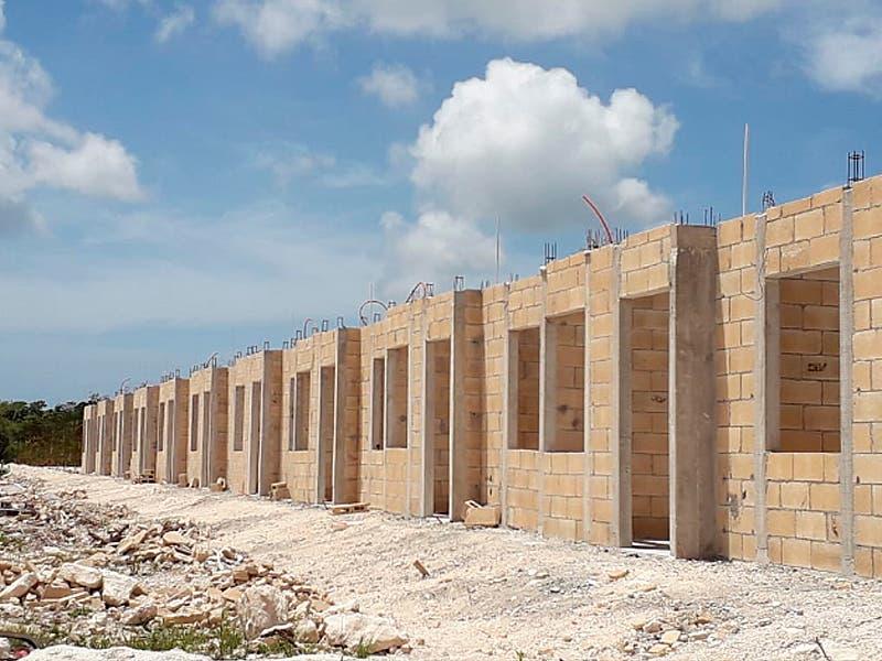 Peligra subsidio federal para el programa de 300 vivienda en Cozumel