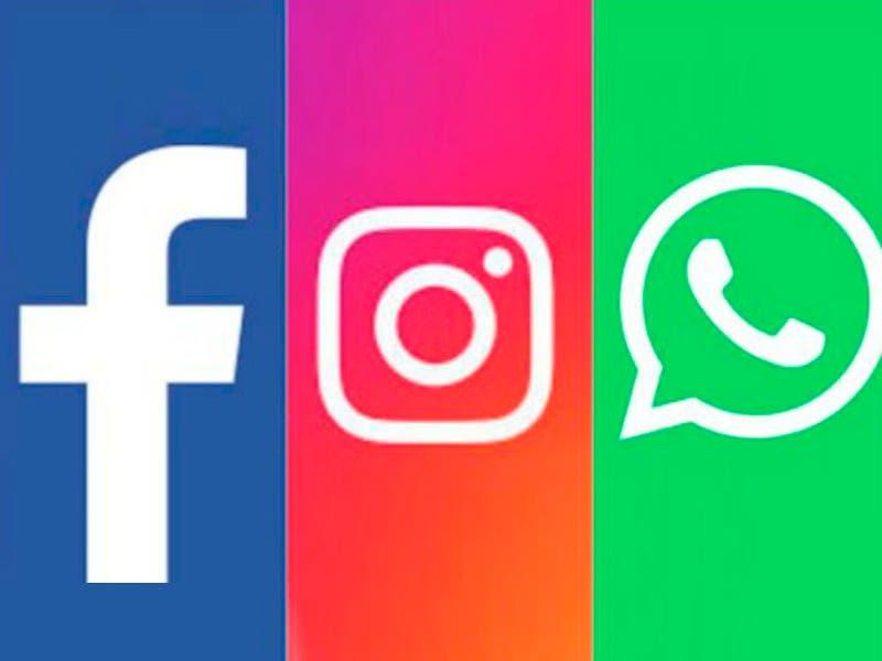 WhatsApp, Facebook e Instagram fallan a nivel mundial