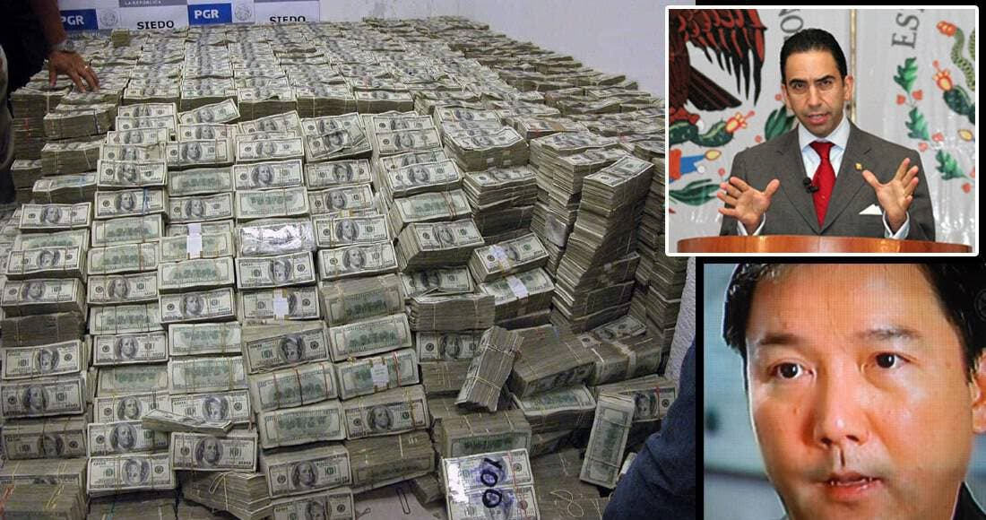 Ordena AMLO buscar millones de Zhenli Ye Gon