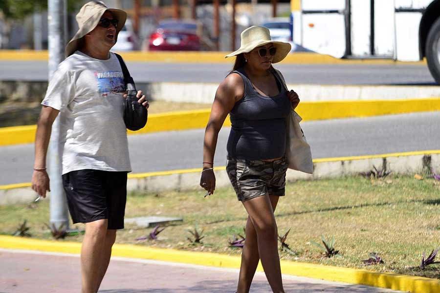 Pronóstico del Clima en Yucatán: viernes de calor y lluvias