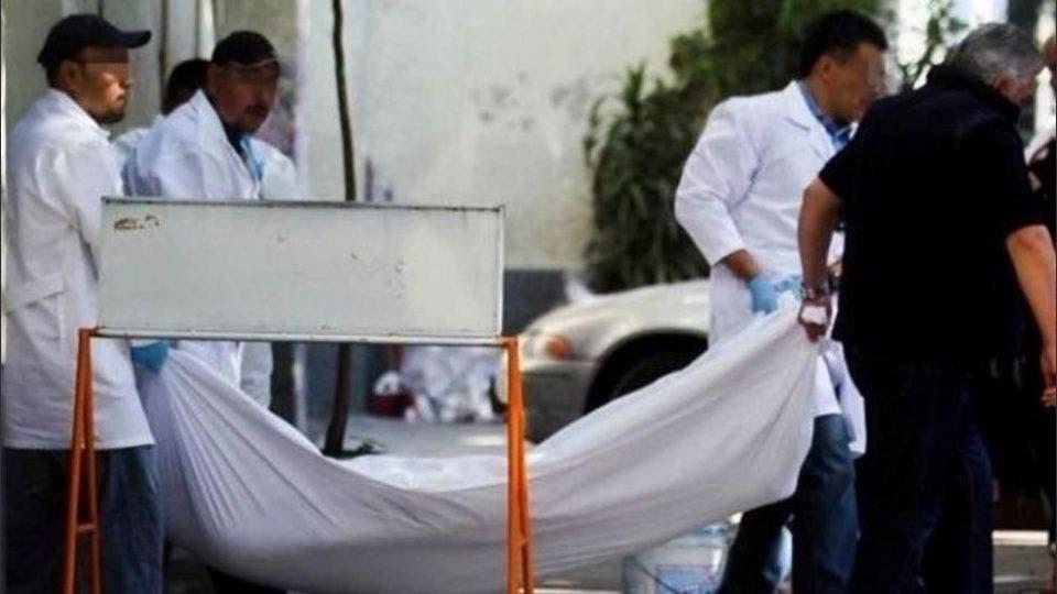En puebla fue asesinado un señor de la tercera edad, cuando intentaba escapar de un presunto secuestro
