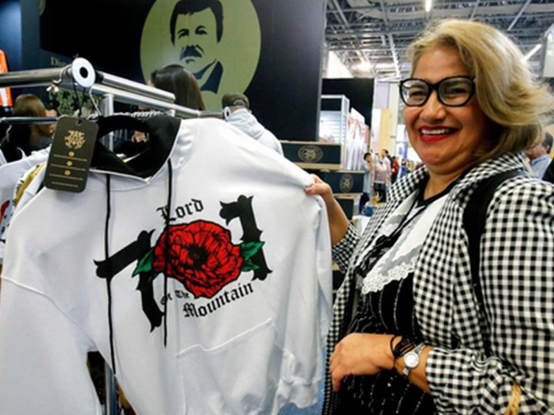 """Conoce la línea de ropa de """"El Chapo Guzmán"""""""