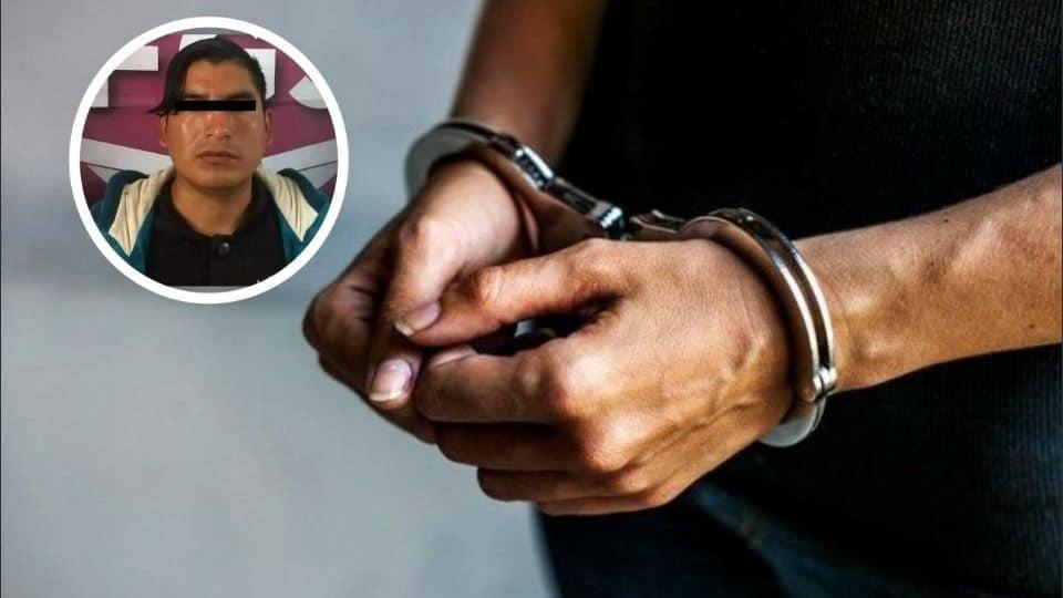 Detienen a violador que abusó de una niña mientras dormía