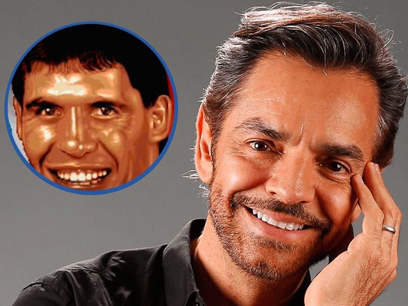 Eugenio Derbez aparece en videojuego de box