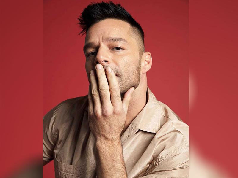 Ricky Martin envía polémico mensaje a heterosexuales