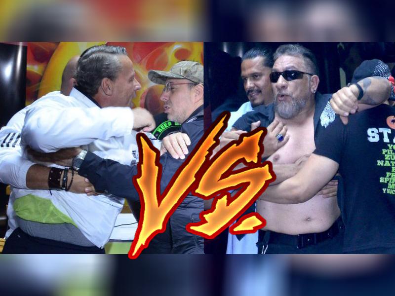 Cancelan la pelea de Alfredo Adame y Carlos Trejo por esta razón