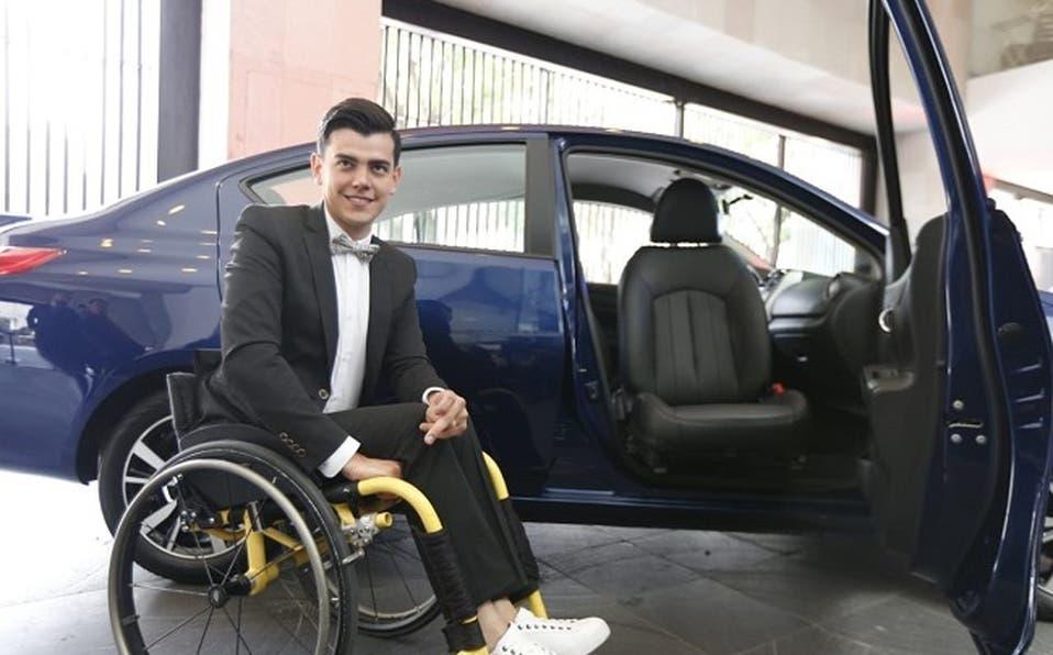 Nuevo automóvil para discapacitados