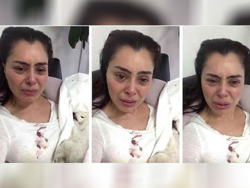 Yadhira Carrillo demuestra su apoyo incondicional a su esposo Juan Collado