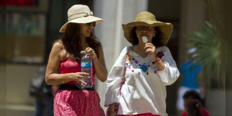 Pronóstico del Clima Yucatán: Martes extremadamente caluroso