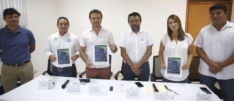 Va Pedro Joaquín por un Cozumel incluyente y sustentable