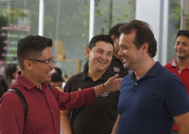 Suma la administración de Pedro Joaquín más de 40 acciones en favor de la juventud