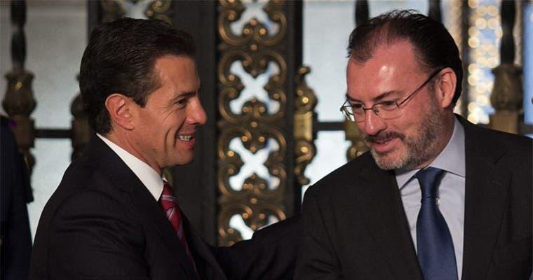 Juez rechaza citar a Peña Nieto, Videgaray y Coldwell para rendir declaraciones