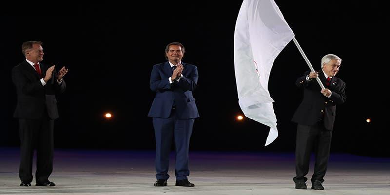 Chile será la sede de los Juegos Panamericanos 2023