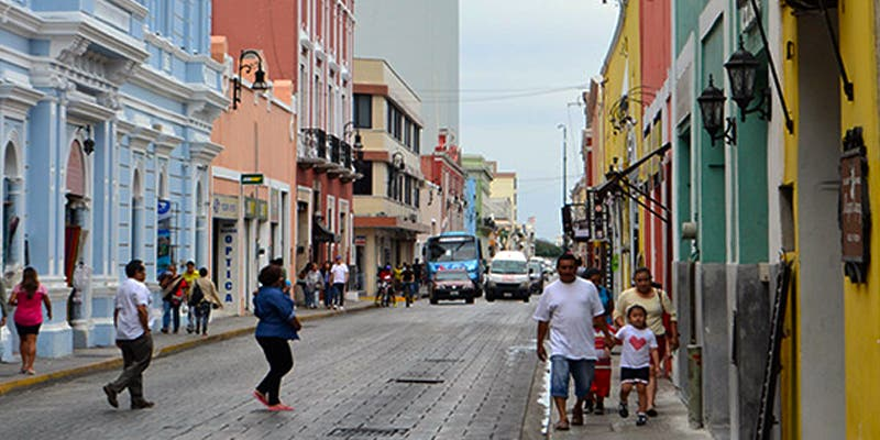 Pronóstico del Clima Yucatán: Lunes de calor intenso con probabilidad de lluvias