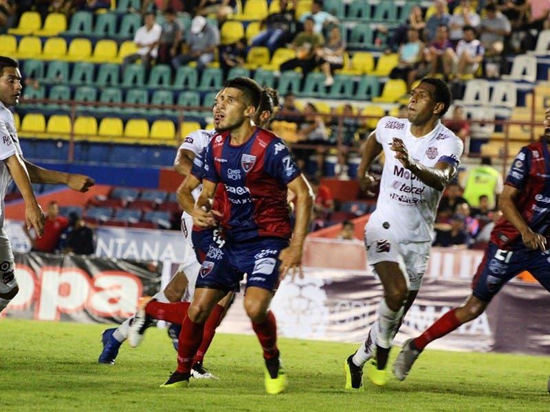 Ascenso MX: Atlante y Mineros empatan en Jornada 1 del Apertura 2019