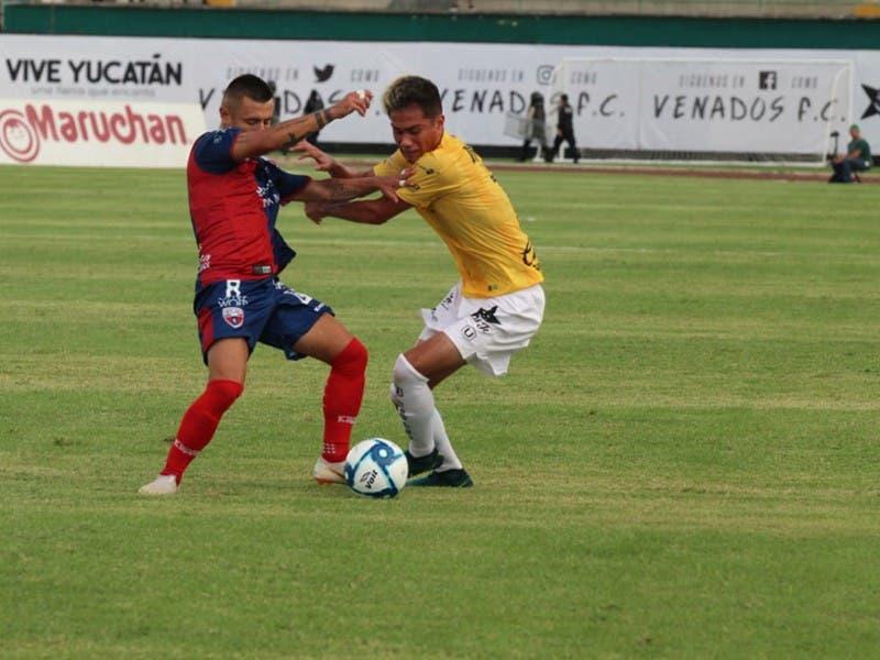 Copa MX: Venados doblega a Atlante en Jornada 1
