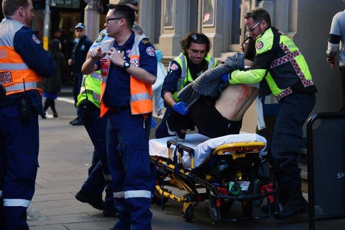 """Aparente """"incidente terrorista"""" contra mujeres en Australia; una muerta"""