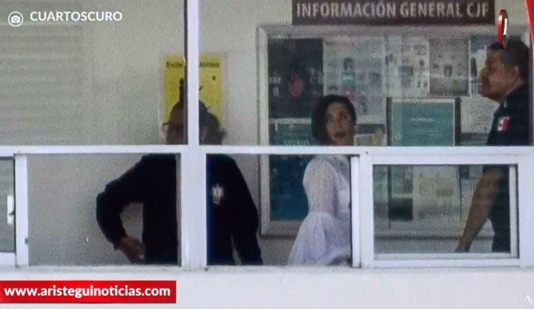 Atrás quedó la imagen de Rosario Robles Berlanga altiva, desdeñosa y retadora con las autoridades, presumiendo que era intocable.