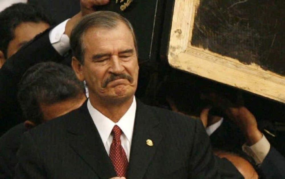 Vicente Fox ha negado deber impuestos al Estado mexicano, poco después de que se le señalara como ser deudor; hoy quedó evidenciado nuevamente como un mentiroso y vulgar ladrón.