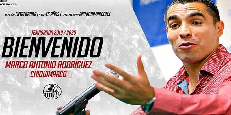 Salamanca destituye a Marco Antonio Rodríguez