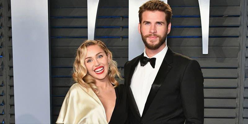 'La Chule' consuela a Liam Hemsworth tras ruptura con Miley
