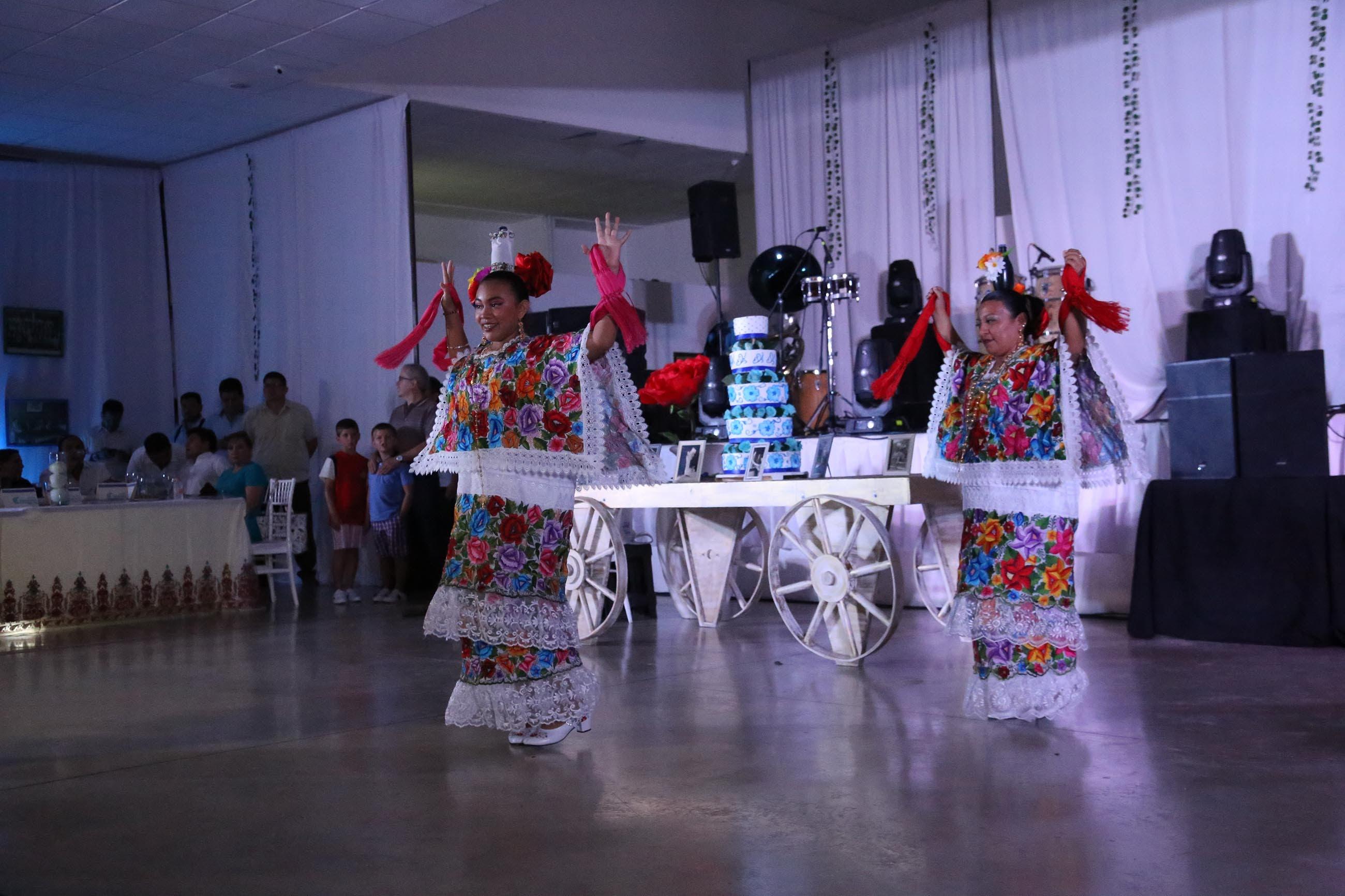 Celebración cumpleaños 86 de Don Gastón Alegre López