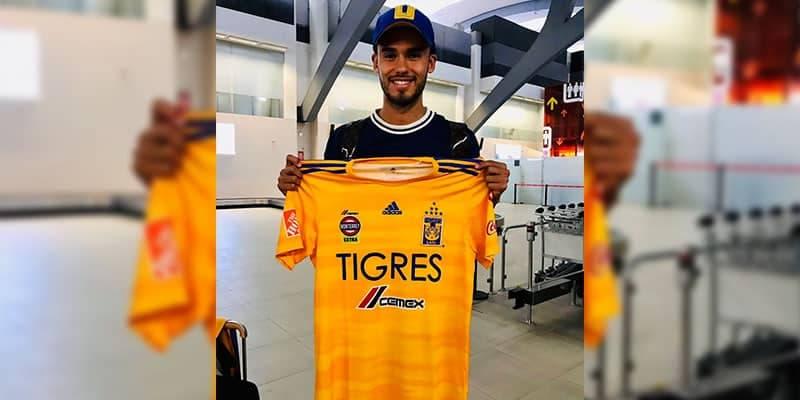 Liga MX: Diego Reyes llega a México para reportar con Tigres