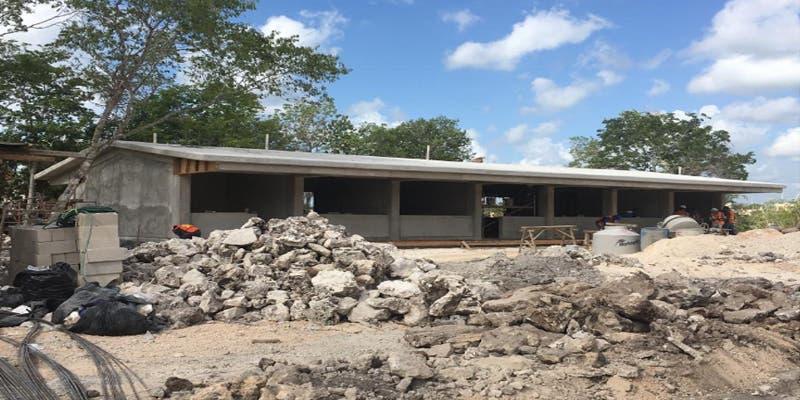 93% de avance en obras de las nuevas escuelas en Quintana Roo