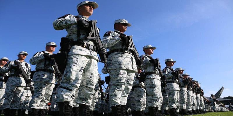 Desplegados en Q. Roo más de mil 450 efectivos de la Guardia Nacional.