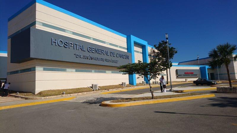 Disminución del 30% de ingresos al Hospital General en vacaciones