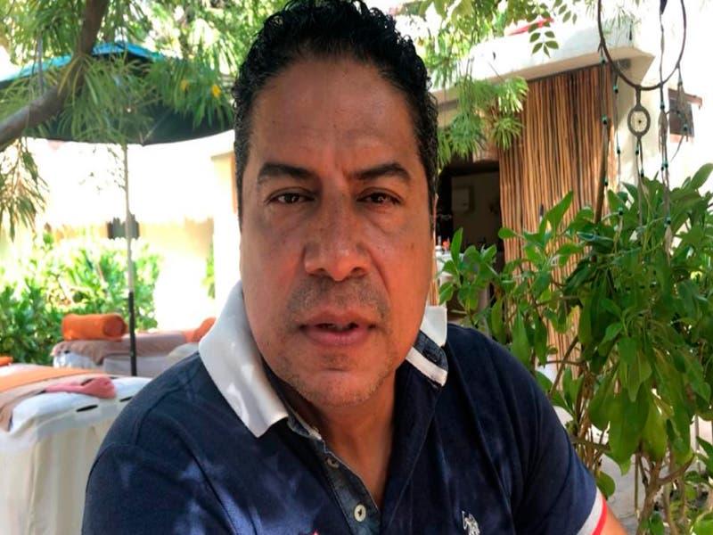 Presidente del Consejo Coordinador Empresarial de la Riviera Maya Lenin Amaro Betancourt
