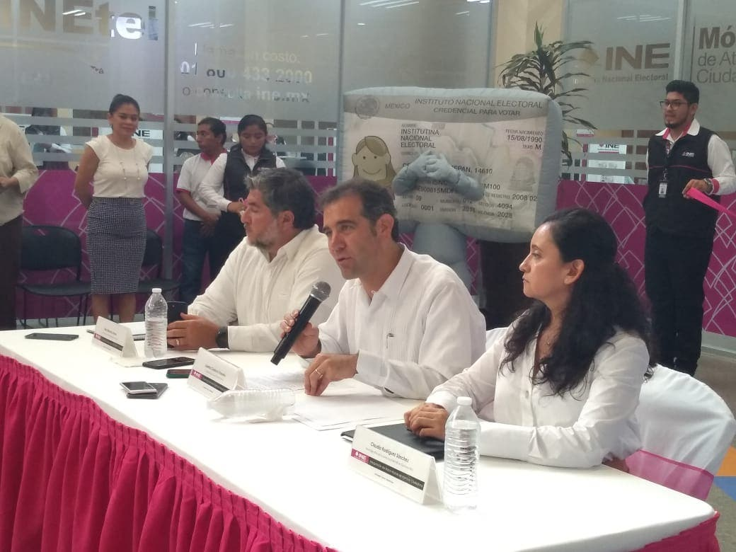 Lorenzo Córdova Vianello, destacó el trabajo que realizan.