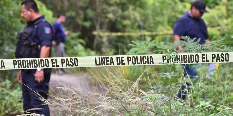 Detienen a sujeto por homicidio en colonia irregular de Cancún.