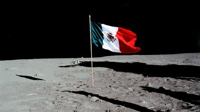 México llegará a la Luna