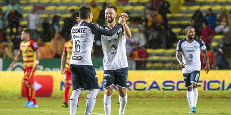 Liga MX: Monterrey vence a Monarcas en la Jornada 4 Apertura 2019