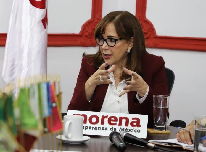 Renuncia Morena a 75 % del presupuesto otorgado