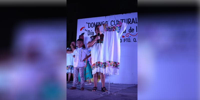 Evento cultural del Día Internacional de los Pueblos Indígenas