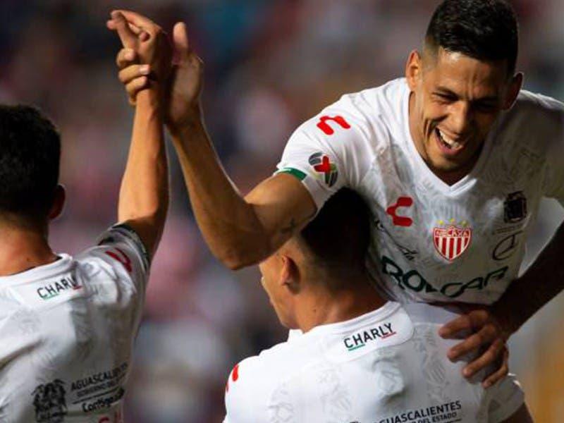Liga MX: Necaxa goleó 7-0 a Veracruz en la Jornada 3 Apertura 2019