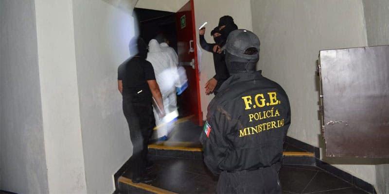 Se fortalecen investigaciones relacionadas con dos secuestros; realiza personal de la Fiscalía nueva inspección en las instalaciones de Palazzo en Cancún.