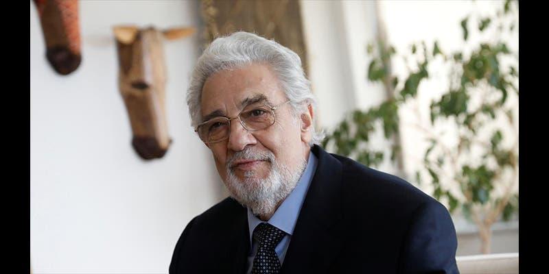 Plácido Domingo responde a acusaciones por acoso sexual