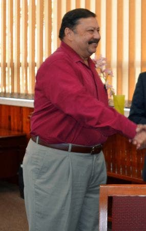 Rafael Cruz Hernández, exfuncionario de la Sedarpa, padre de Diego Cruz, el principal agresor de Daphne, y quien usa sus influencias para que su violador salga libre.