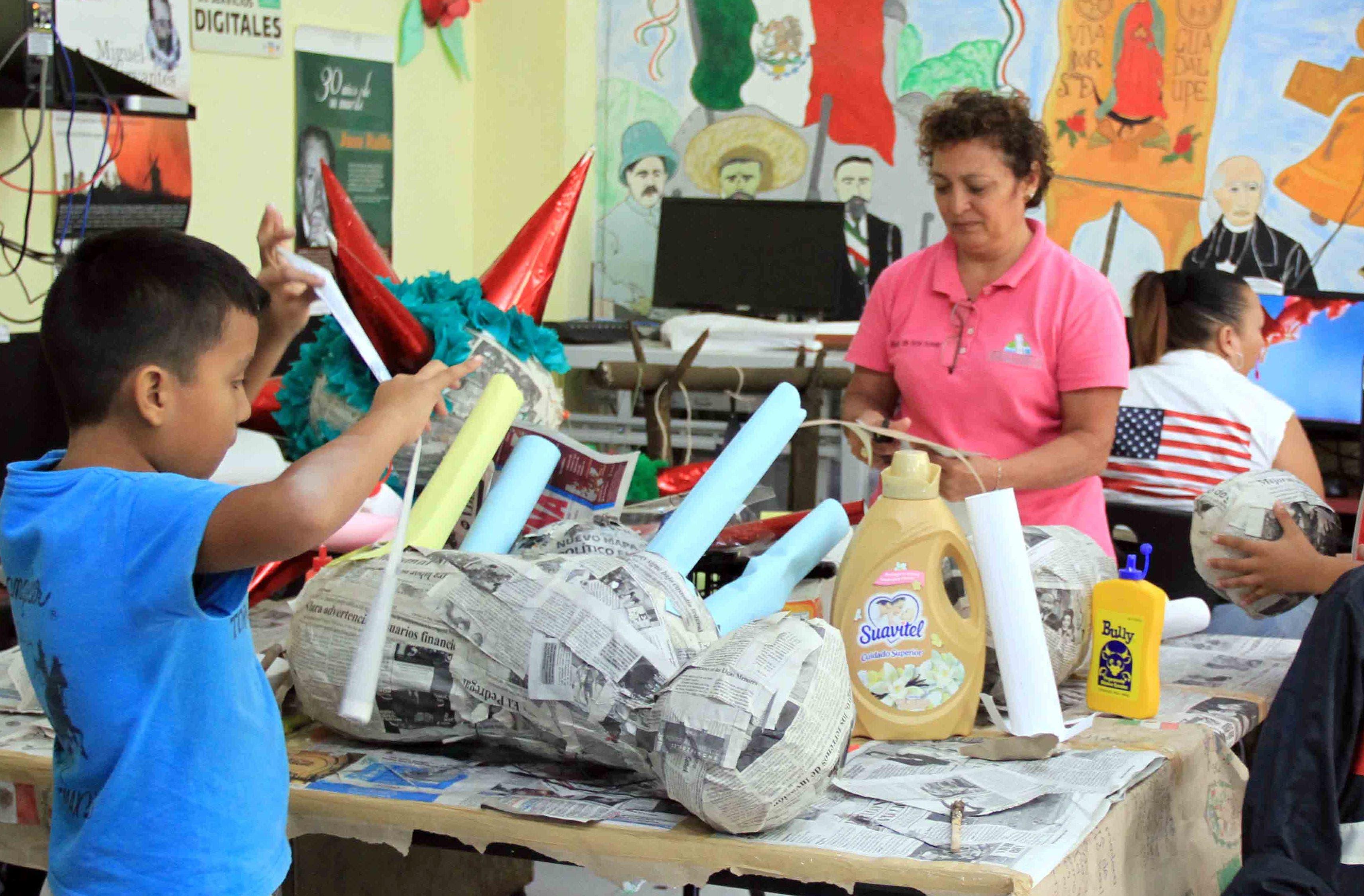 Se ofrecen diversos cursos a la ciudadanía en las bibliotecas públicas del municipio, destaca la alcaldesa y presidenta de la Conamm