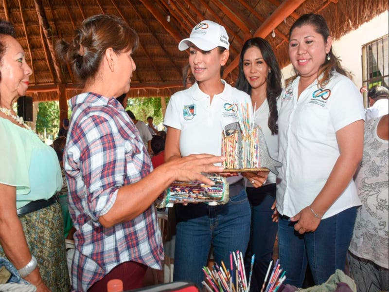 Refuerza gobierno de Laura Fernández acciones para erradicar cualquier tipo de violencia contra las mujeres
