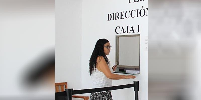 Se apoyan las finanzas de los ciudadanos y se les da oportunidad de ponerse al corriente en documentos personales, licencias y contribuciones, destaca Laura Fernández Piña