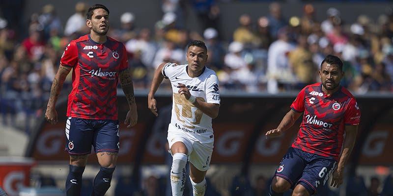 Liga MX: Horario y dónde ver en vivo Pumas vs Veracruz Jornada 5 Apertura 2019